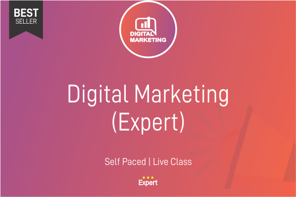 Digital Marketing Expert Training cover