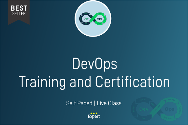 AWS DevOps Training and Certification cover