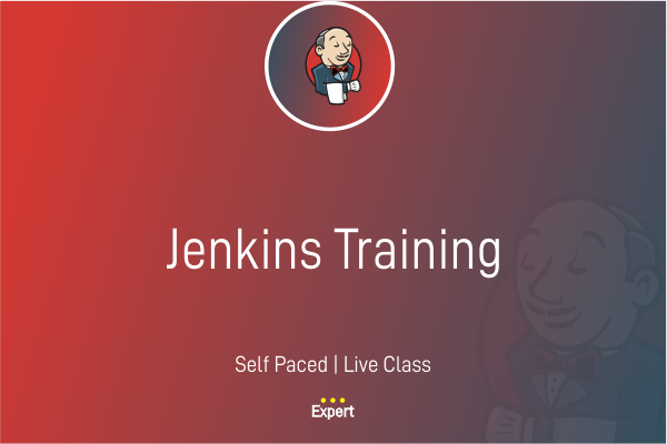 Jenkins Training cover