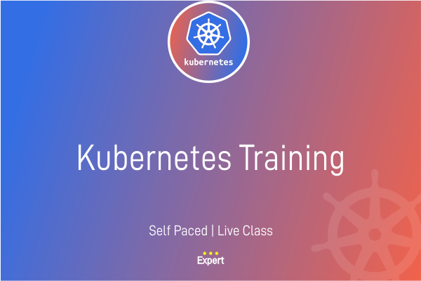 Kubernetes Training cover