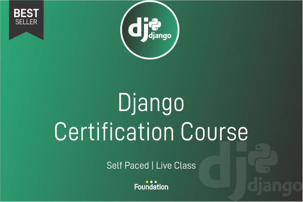Django Certification Training cover