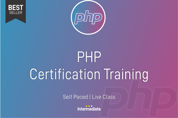 PHP Certification Training cover